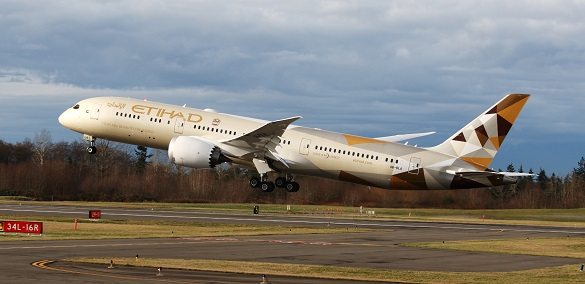 Etihad Airways nove linije