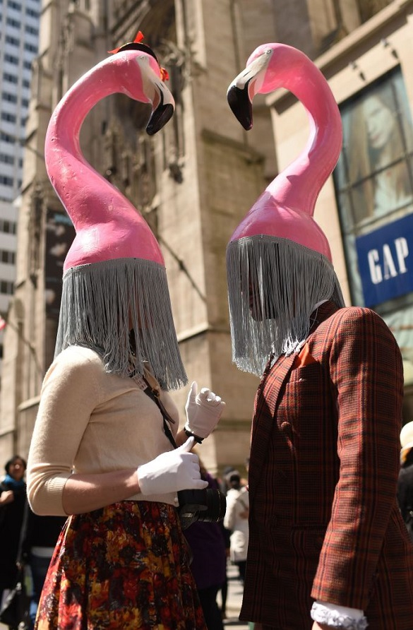 New York Amerika Uskrs