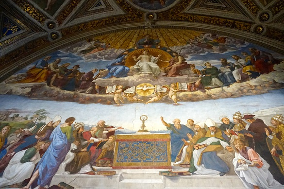 Sistinska Kapela Rafael Rim