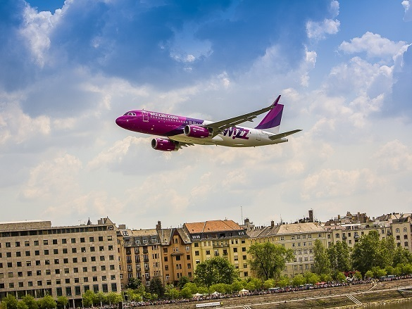 Wizz Air letovi iz Nisa Basel Malme