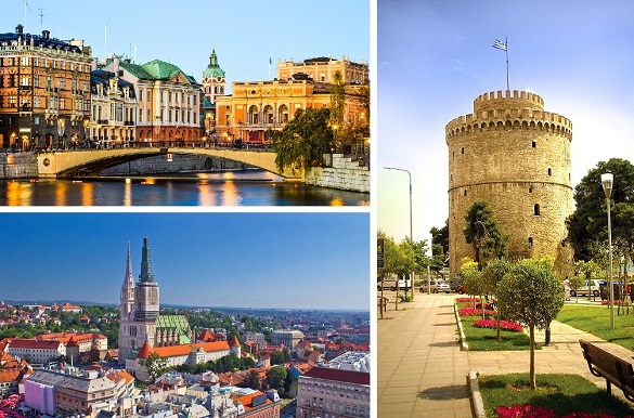 Air Serbia Online kupovina nedeljom Beograd Stokholm Zagreb Solun