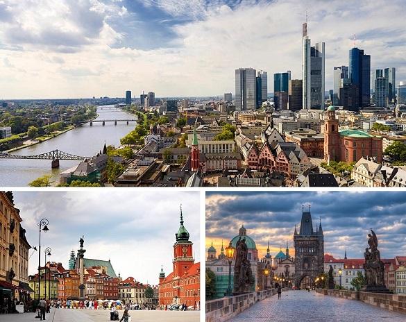 Air Serbia specijalna nedelja avio karte Varsava Prag Frankfurt
