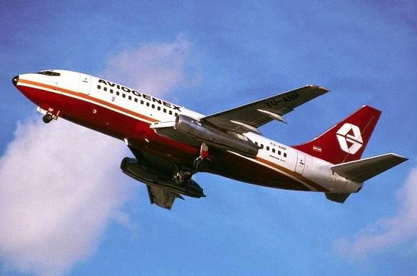Aviogenex Boeing 737