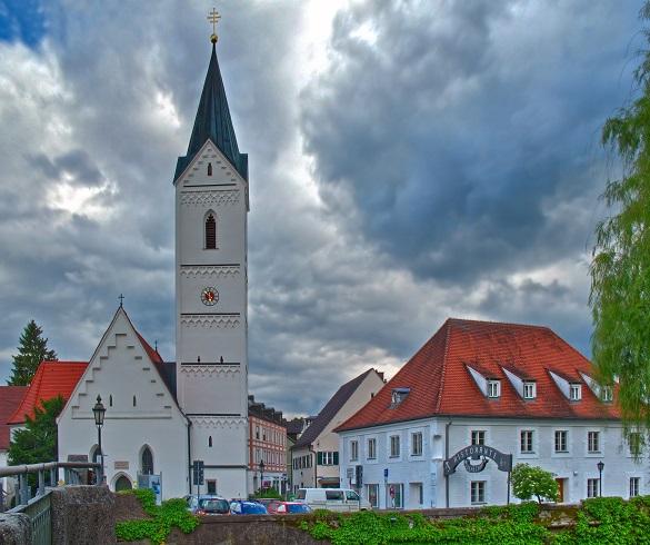 Fürstenfeldbruck Nemacka cudna i dugacka imena gradova