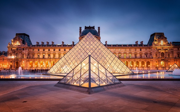 Pariz Luvr friday blog