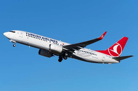Turkish Airlines Lucky 5 promotivna akcija