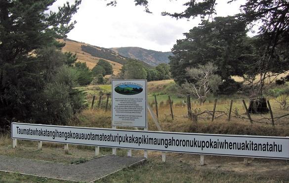 cudna imena gradova Novi Zeland