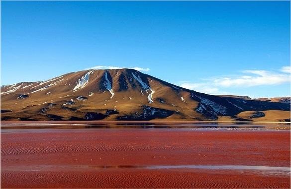 krvavo jezero u Boliviji friday blog cudna mesta