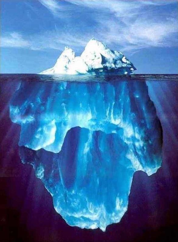 Ledeni breg cuda prirode friday blog