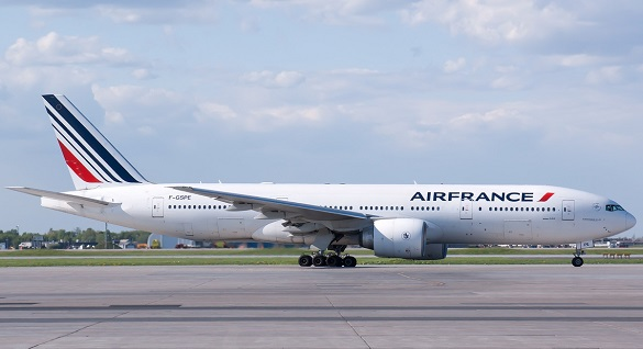 Air France Beograd Juzna Amerika Rio Sao Paolo Bogota