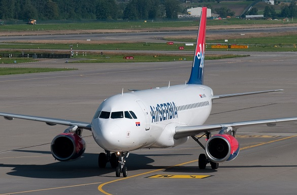 Air Serbia Happy Friday Beograd Zagreb Budimpesta Stokholm