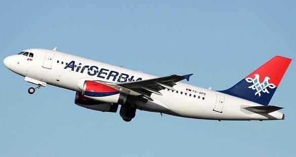 Air Serbia Sarajevo Rim Brisel Happy Friday