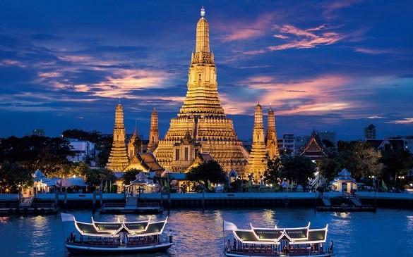Tajland Bangkok Phuket putovanja