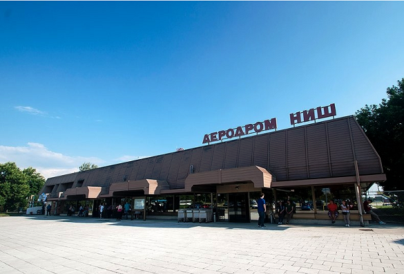 Aerodrom Konstantin Veliki Nis prosirenje