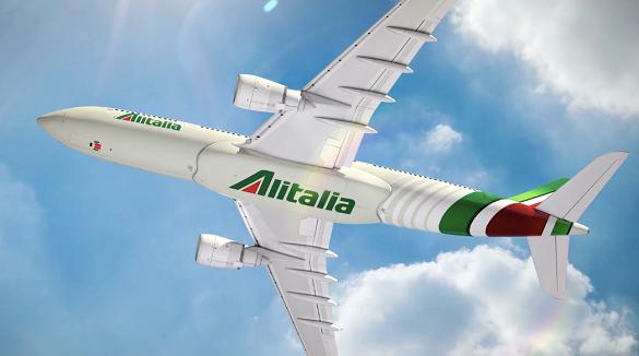 Alitalia avio karte Beograd