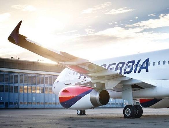 Air Serbia Happy Friday Beograd Larnaka Rim Split