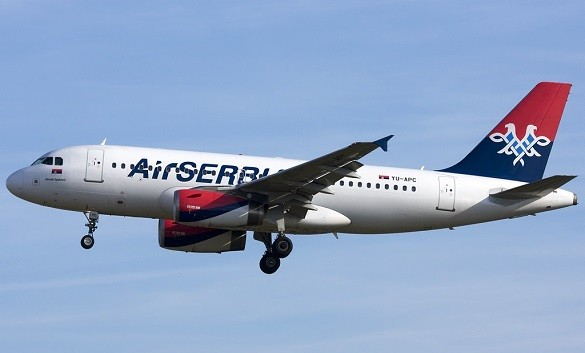 Air Serbia Velika promotivna akcija avio karte Beograd