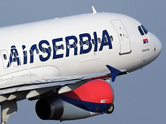 Air Serbia online kupovina avio karte Beograd Dubrovnik Cirih