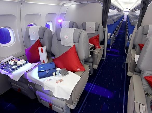 Air Serbia posna jela u ponudi na letovima