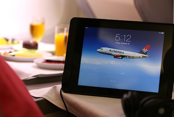 Air Serbia prijava za let preko interneta