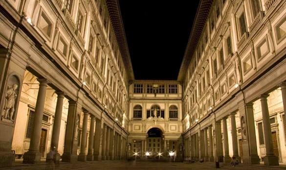Friday Blog Najfotografisanija mesta na svetu Firenca Ufici