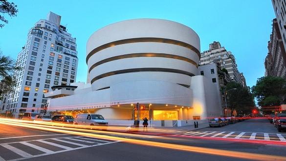 Friday Blog Najfotografisanija mesta na svetu New York Guggenheim Museum