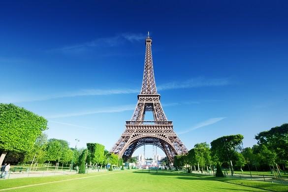 Friday Blog Najfotografisanija mesta na svetu Pariz Ajfelov toranj