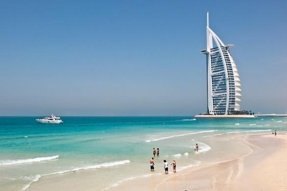 Friday Blog - Najlepse plaze velikih svetskih gradova Dubai