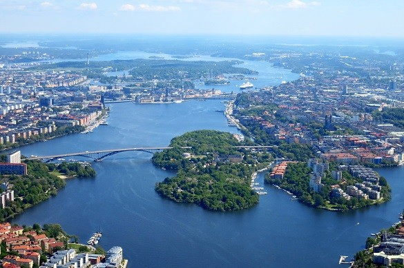 Friday Blog - Najlepse plaze velikih svetskih gradova Stokholm