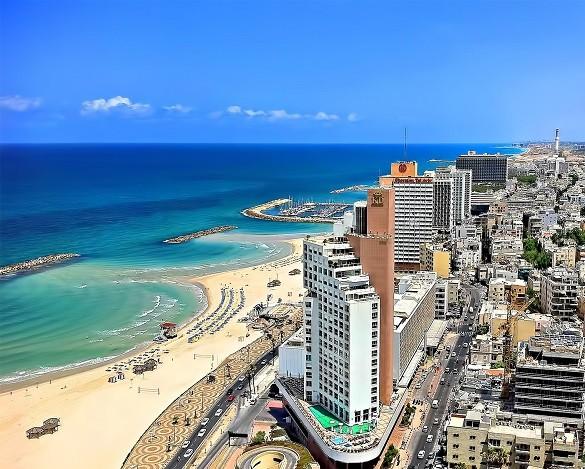 Friday Blog - Najlepse plaze velikih svetskih gradova Tel Aviv