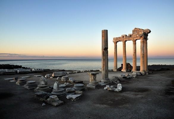 Side Turska grad putovanje 3
