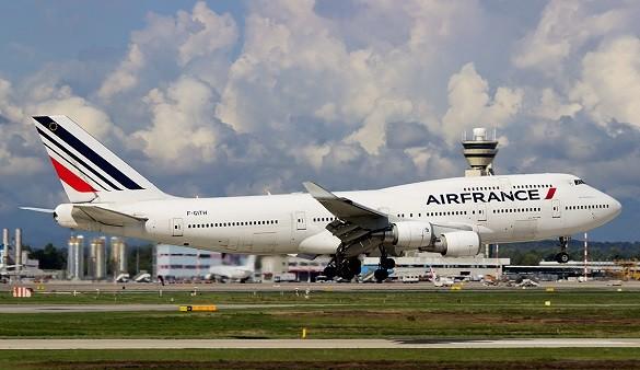 Air France Oh La La septembar Beograd Azija Afrika