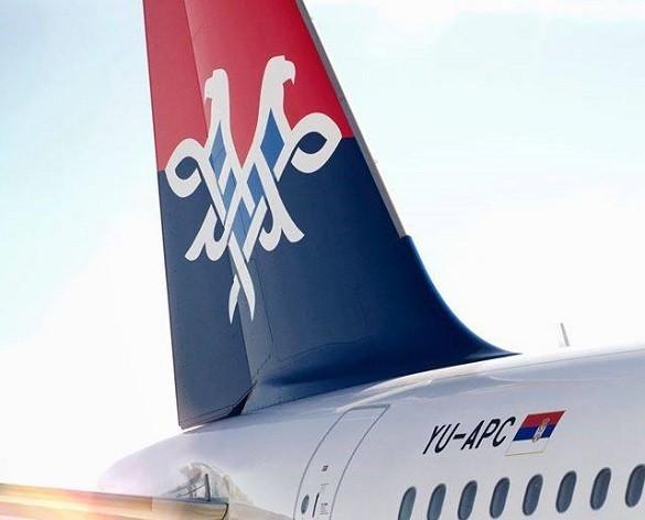 Air Serbia Online kupovina avio karata Beograd Milano Zagreb Solun