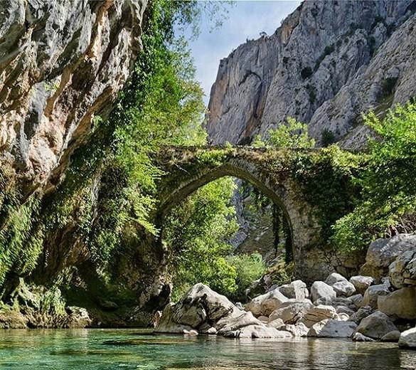 Friday Blog Probajte ovu vrstu odmora Kanjon Cares Spanija