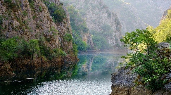 Friday Blog Probajte ovu vrstu odmora Kanjon Matka Makedonija