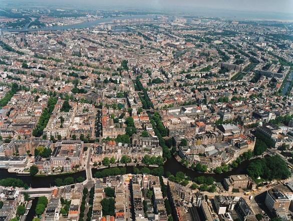 Venecija severne Evrope Amsterdam kanali