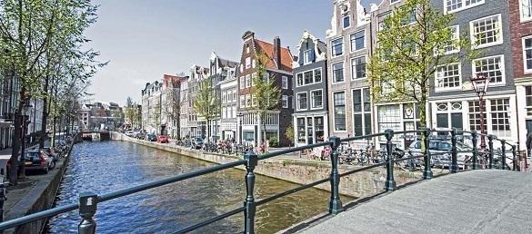 Venecija severne Evrope Amsterdam