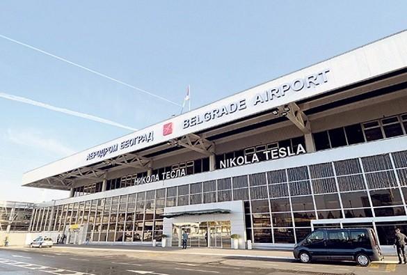 Aerodrom Beograd Nikola Tesla zimski red letenja 2015