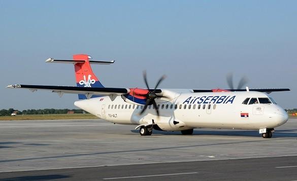 Air Serbia Happy Friday Beograd Ljubljana Skoplje London