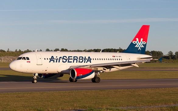 Air Serbia Happy Friday Beograd Tirana Zagreb Stutgart
