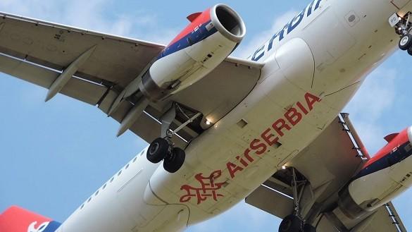 Air Serbia Online rezervacije avio karata Beograd Stutgart Sarajevo