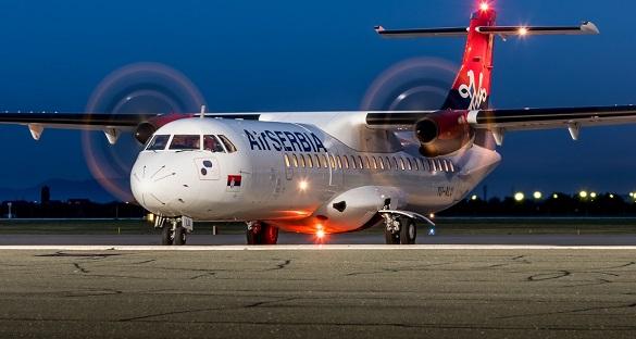 Air Serbia promotivna akcija avio karte za dve osobe