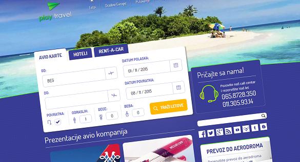 Friday Blog - Kako jeftino leteti Playtravel avio karte Beograd