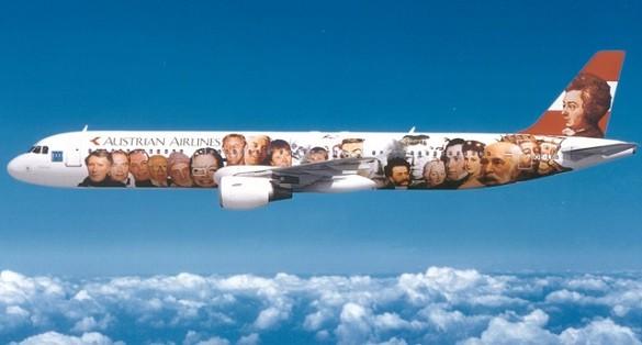 Friday Blog - Koje avio kompanije razumno naplaćuju promenu leta Austrian Airlines