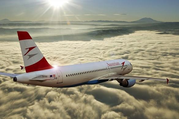Lufthansa - Letite po svojim pravilima Austrian Airlines