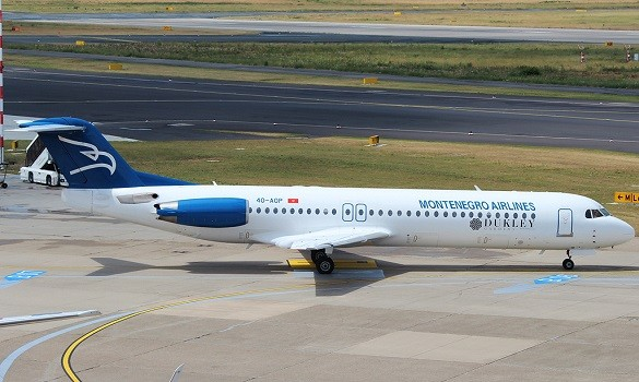 Montenegro Airlines promotivna akcija avio karte Podgorica Tivat