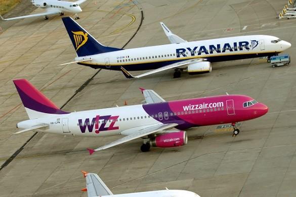Nova pogodnost low cost avio kompanija Wizz Air Ryanair