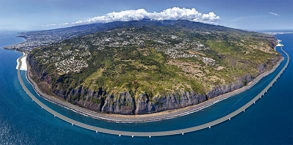 Tropsko vulkansko ostrvo adrenalina - Reunion 1