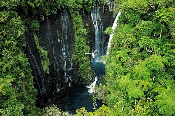 Tropsko vulkansko ostrvo adrenalina - Reunion 3
