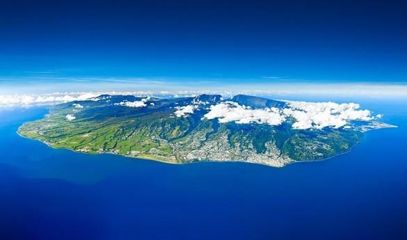 Tropsko vulkansko ostrvo adrenalina - Reunion